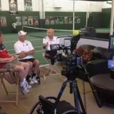 Wheelchair tennis tutorials to live by