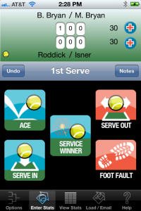 Serve Screen